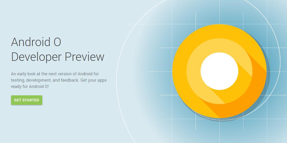 Google představuje Android O