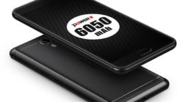 Ulefone Power 2 - obří baterie, české LTE a Android 7