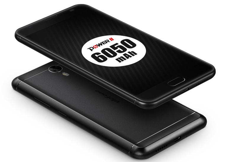 Ulefone Power 2 – obří baterie, české LTE a Android 7