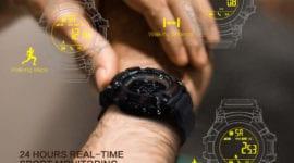 XWatch EX16 – chytré hodinky za rozumnou cenu s extrémní výdrží