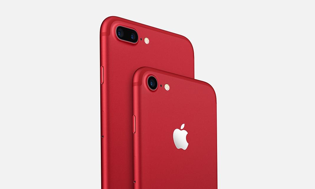 Apple představil nový iPad, červené iPhony a upravenou verzi SE