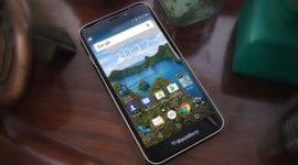 BlackBerry představilo mobil Aurora