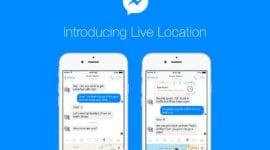 Facebook Messenger umožňuje sdílení polohy na 1 hodinu