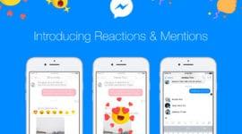 """Facebook Messenger dostává tlačítko """"To se mi nelíbí"""" a další [aktualizováno]"""