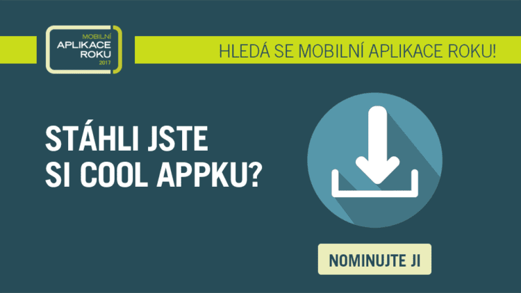Mobilní aplikace roku