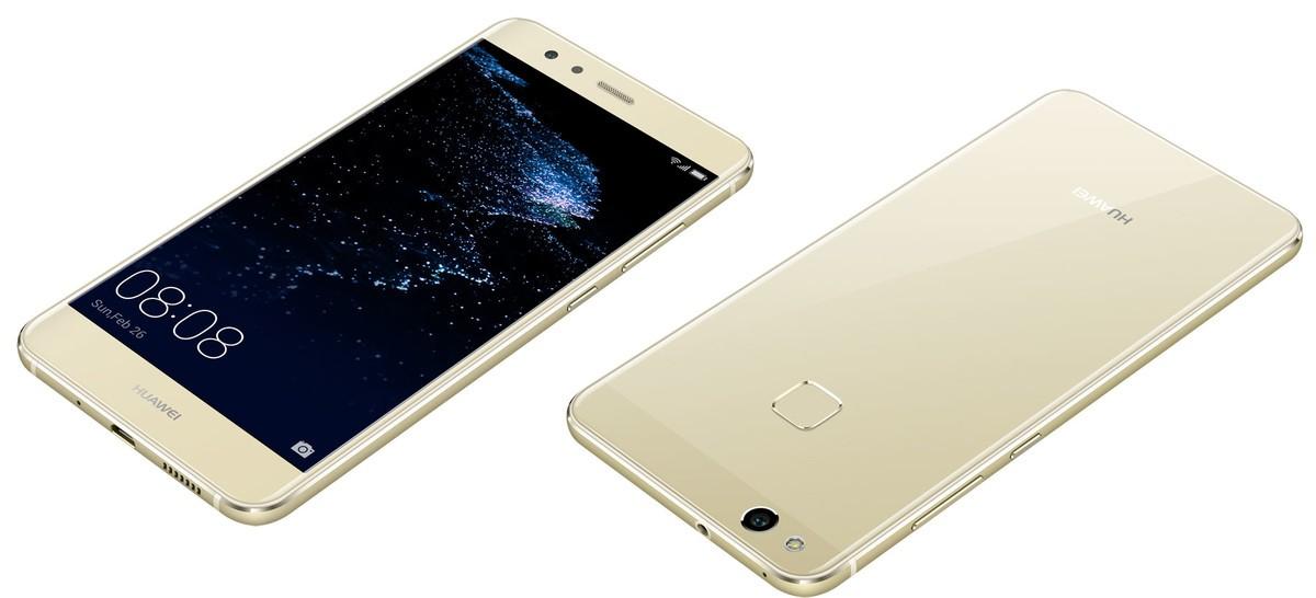 Huawei P10 Lite oficiálně
