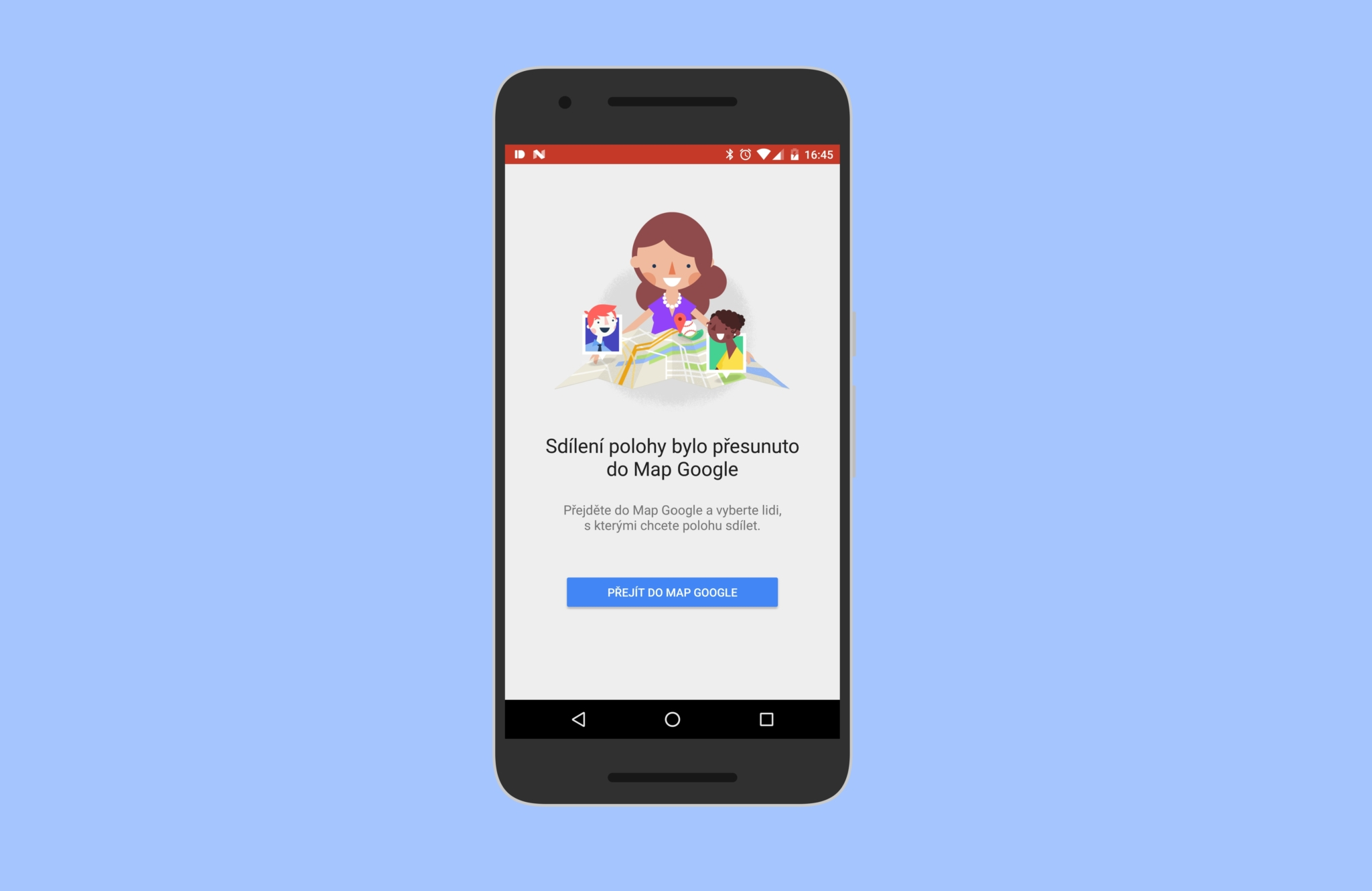 Google+ přichází o sdílení polohy (Místa)