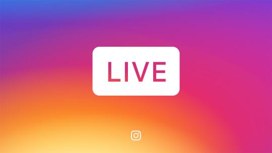 Instagram – živé přenosy jde nově uložit
