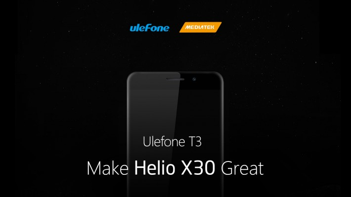Ulefone chystá telefon s 8GB operační pamětí