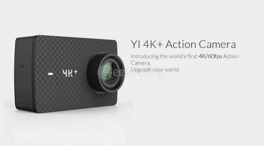 Nové Xiaomi YI 4K Plus přináší USB-C a 4K při 60 fps [sponzorovaný článek]