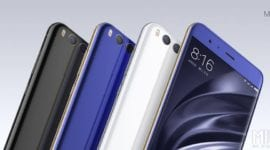Xiaomi Mi 6 oficiálně – bez jacku a se stereo reproduktory