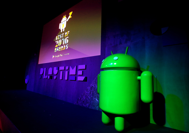 Google Play Awards představují nominované aplikace a hry
