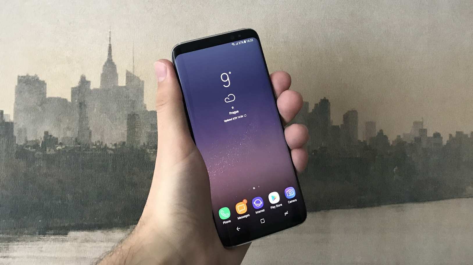 LIVE: Samsung Galaxy S8