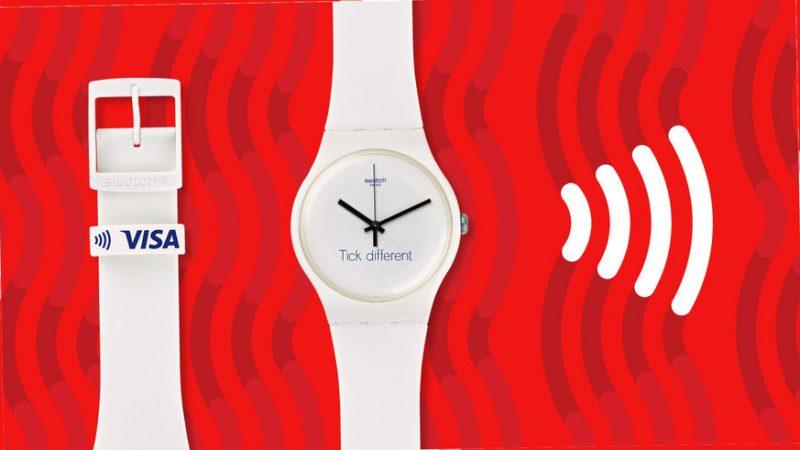 Apple žaluje společnost Swatch za použití podobného sloganu