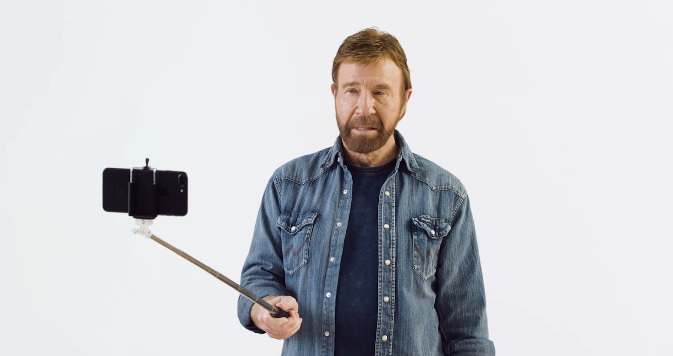 Chuck Norris jako mobilní hra pro Android a iOS