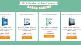 Vyhrajte 10x 500 Kč v soutěži se softwarem EaseUS obnovující data [sponzorovaný článek]