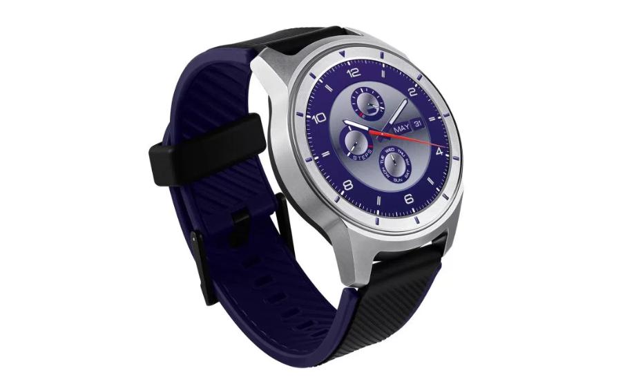 Hodinky ZTE Quartz představeny – nabídnou GPS a nízkou cenu