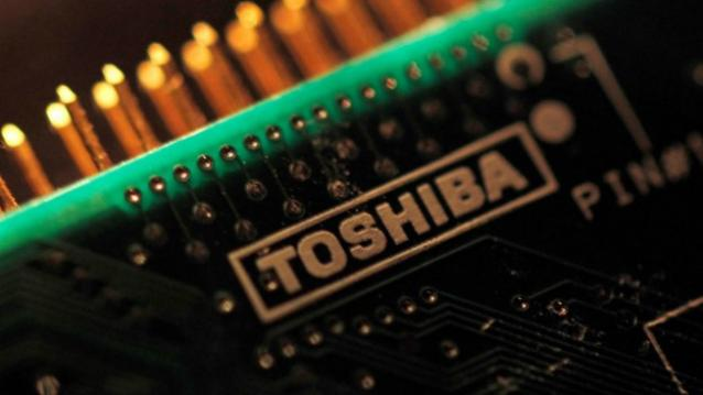 O Toshibu projevil zájem Apple, Google, Amazon