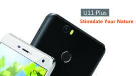 Oukitel představil U11 Plus – veliký 5,7″ displej a baterie o kapacitě 3700 mAh