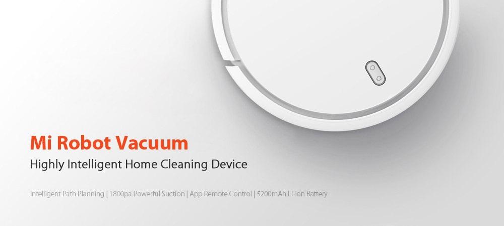 Získejte slevu 2 000 Kč na robotický vysavač Xiaomi Vacuum Cleaner [sponzorovaný článek]