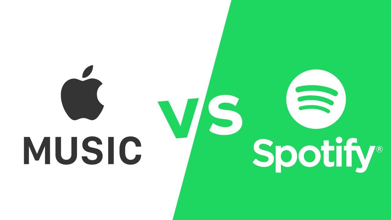 Apple Music vs. Spotify – co je lepší?