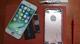 V Číně koupil komponenty a složil si iPhone 6s