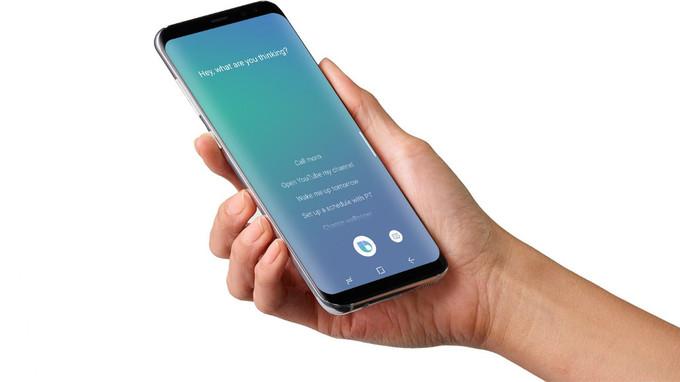 """Galaxy S8 neumožní změnu tlačítka """"Bixby"""""""