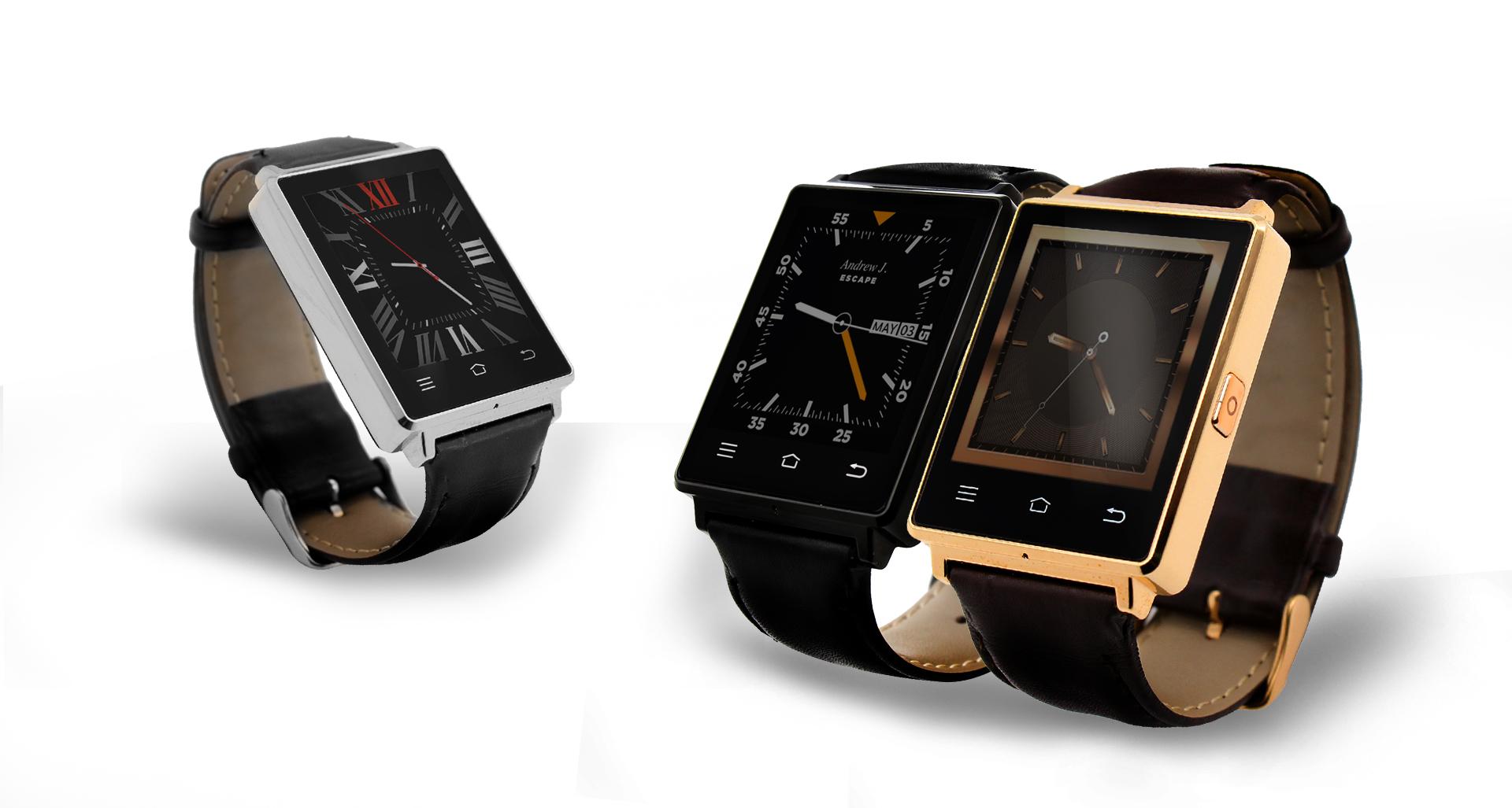 Chytré hodinky NO. 1 D6 – k dokonalosti chybí koženému elegánovi pár věcí [uživatelská recenze]