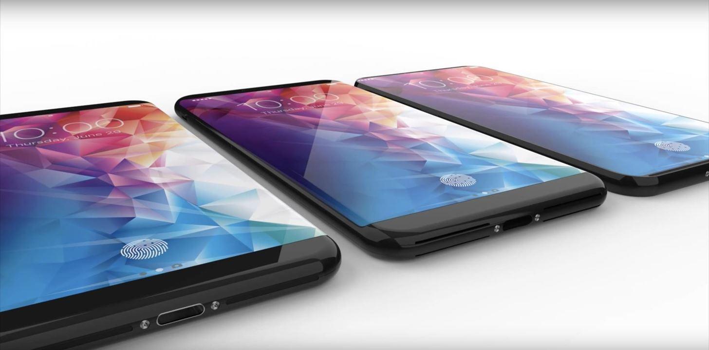 Kde bude mít iPhone 8 čtečku otisků prstů? [komentář]
