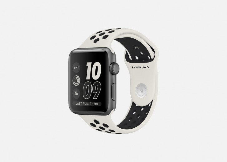 Nike představil limitovanou edici Apple Watch NikeLab
