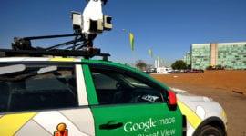 Nejen Auta Google Street View se vracejí do Česka