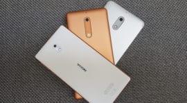 Podívali jsme se na nové Nokie s Androidem [video]