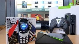 LIVE : Nokia 3310 a Nvidia Shield [záznam]