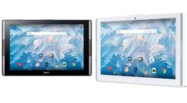 Acer představil dva zbrusu nové 10palcové tablety