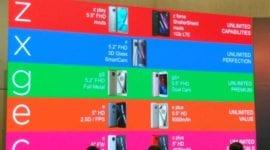 Motorola - únik odhalil všechny modelové řady pro letošní rok