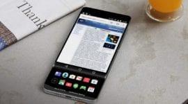 Prototyp LG V30 se poukázal