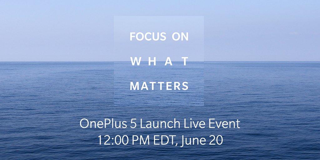 Design OnePlus 5 se potvrzuje, představení již 20. června [aktualizováno]