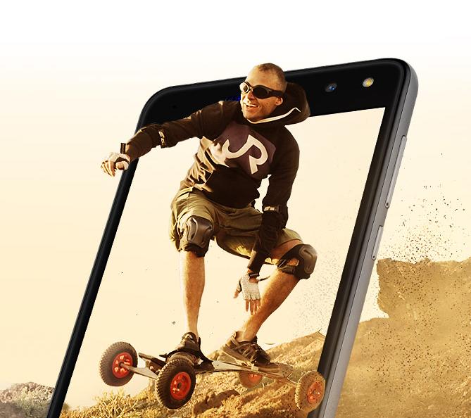 Huawei ukázal nový model Y6 2017