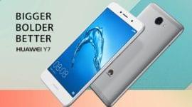 Huawei tiše představilo modely Y7 a Y7 Prime [aktualizováno]