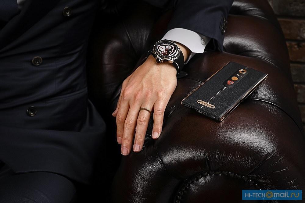 Lamborghini Alpha One bude dalším luxusním Android telefonem