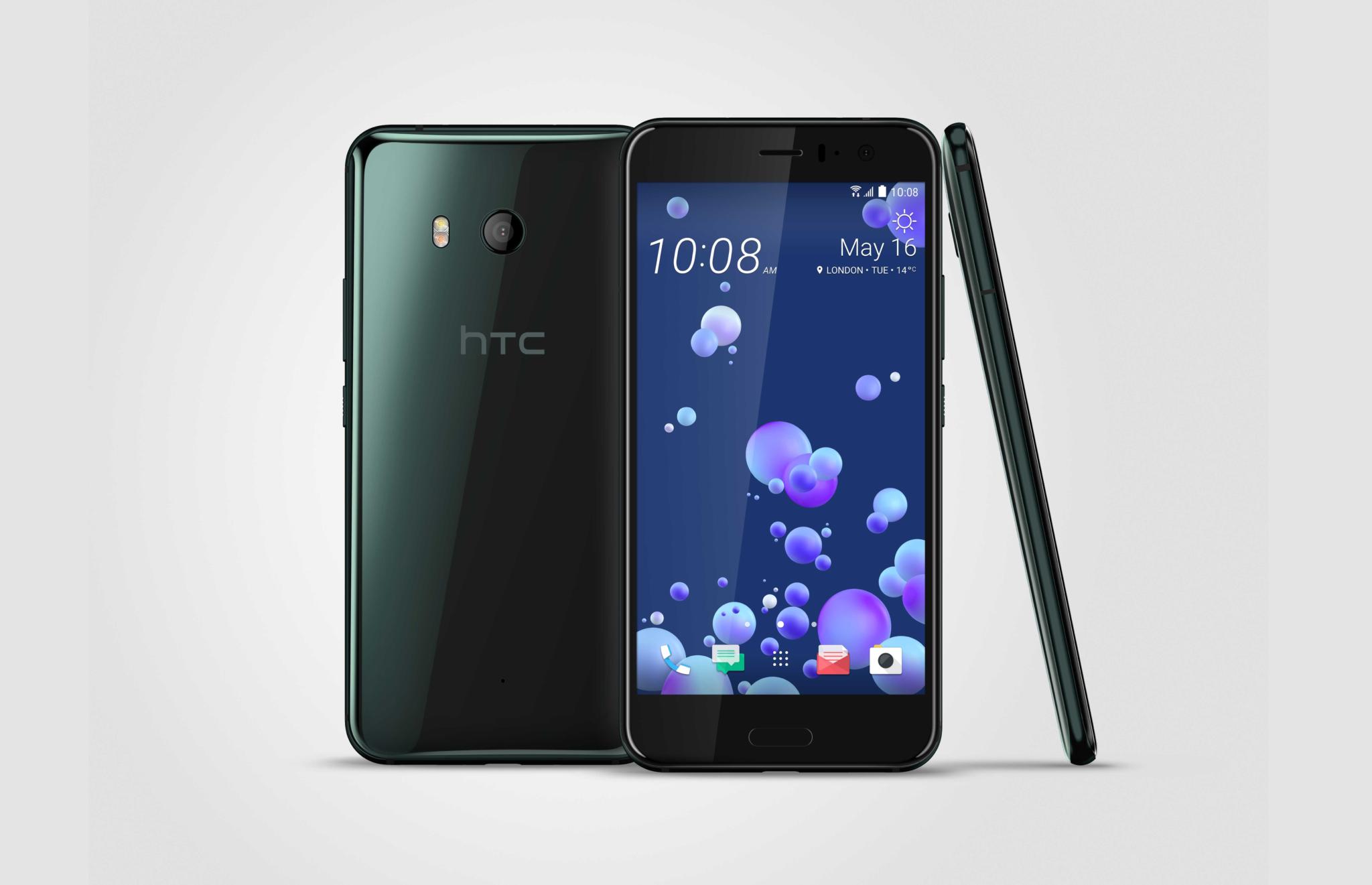 HTC U11 oficiálně – inovativní elegán s prvotřídní výbavou