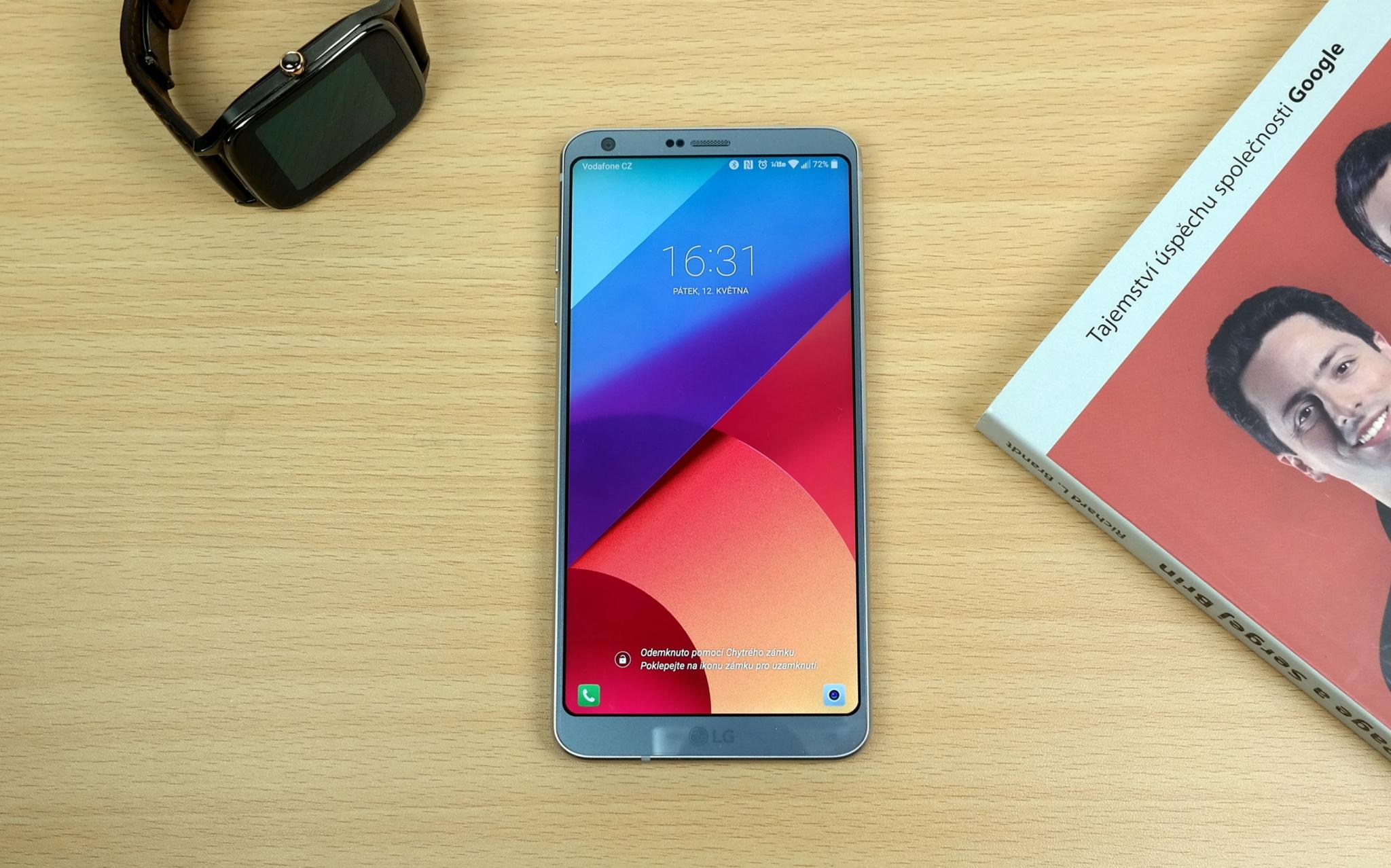 LG G6 – taková evoluce se mi líbí [recenze]