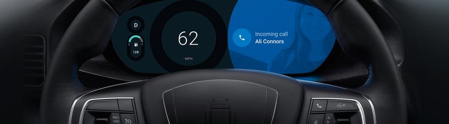 Android Auto bude nově zabudováno přímo v automobilech, průkopníkem bude Volvo a Audi