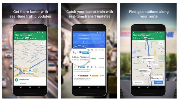 Google Mapy vylepšují náhled trasy