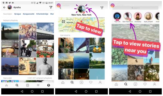 Instagram získává i ztrácí funkce