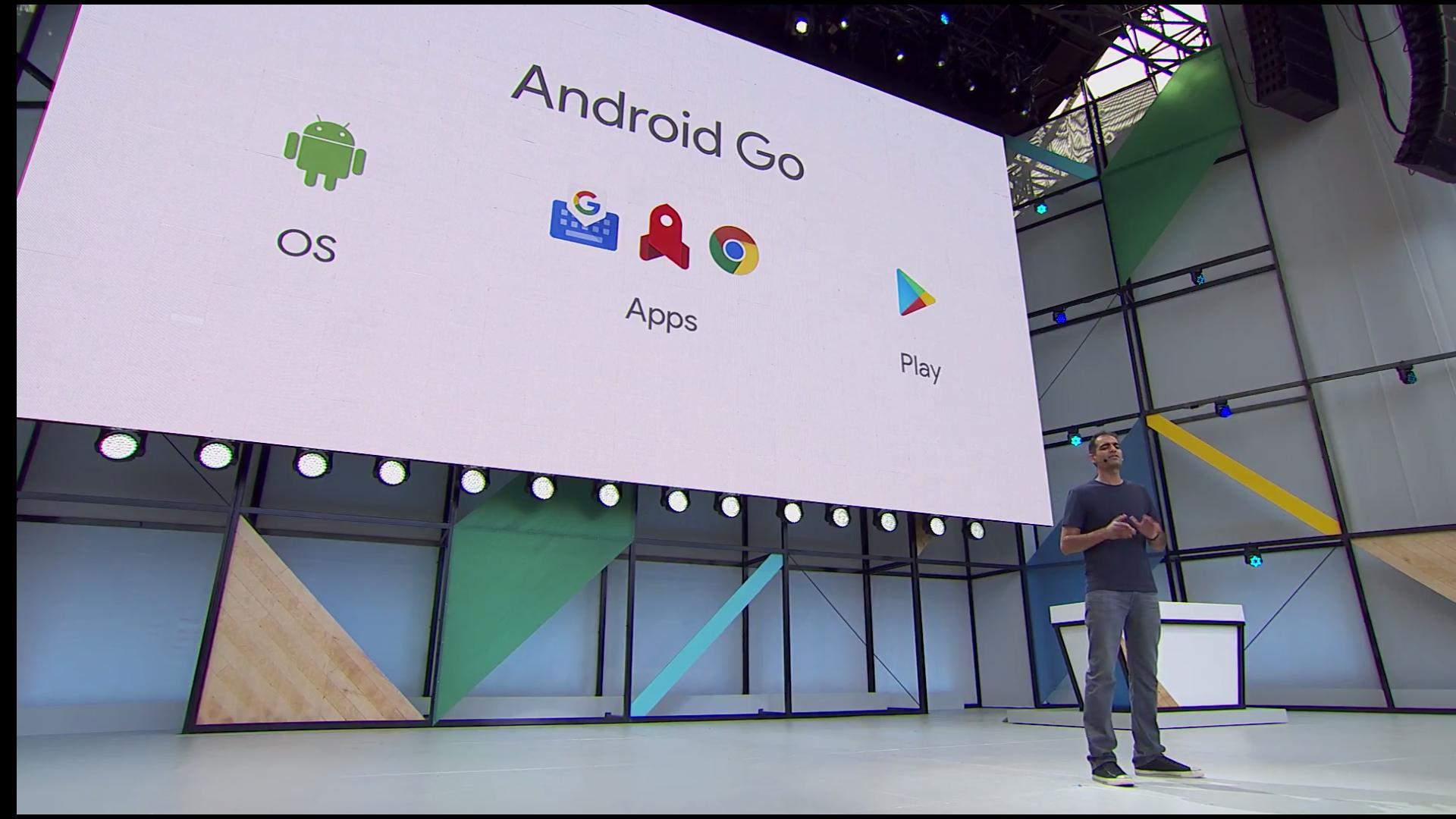 Android Go – stvořen pro low-endové telefony