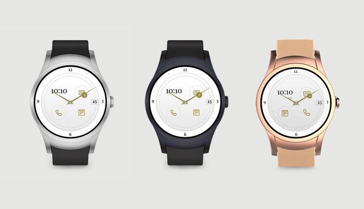 Verizon má vlastní hodinky Wear24 s Android Wear