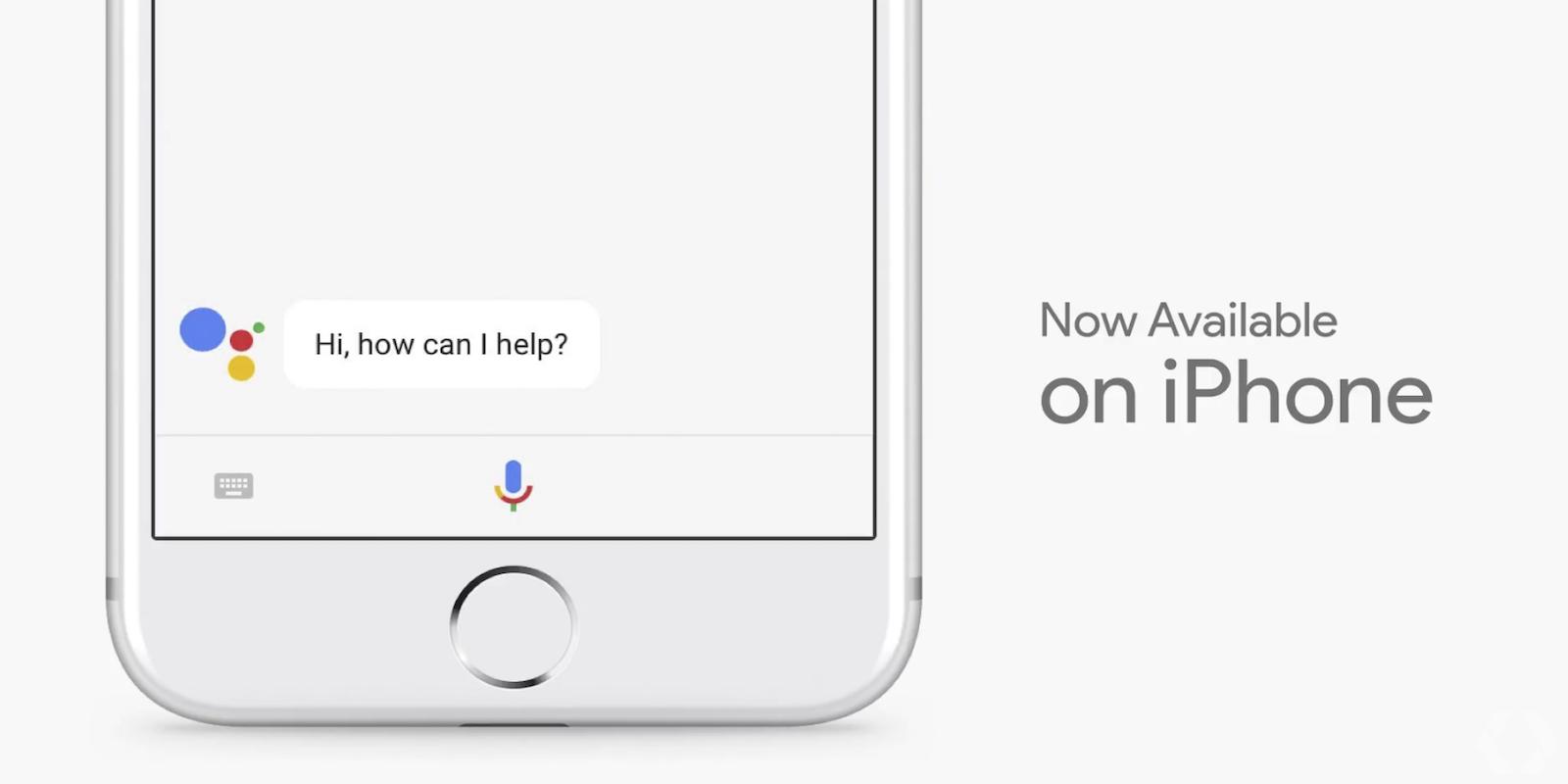 Google Assistent pro iOS představen [aktualizováno]