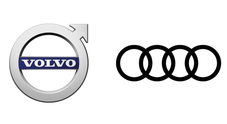 audi and volvo Android Auto