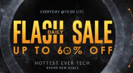 Slevy té nejlepší techniky dnes a zítra až o 60 % na Gearbest [sponzorovaný článek]